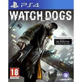 Watch Dogs PS4 USATO