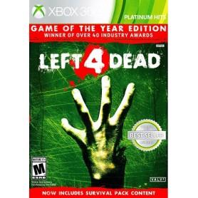 Left 4 Dead - GOTY X360