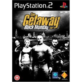 The Getaway Black Mond PS2