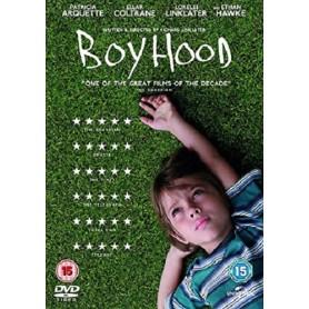 Boyhood (solo disco) DVD USATO