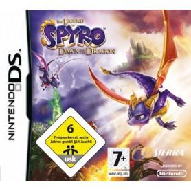 Spyro L'Alba Del Drago DS