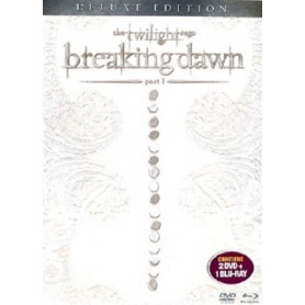 Breaking Dawn - Parte 1  - DVD USATO