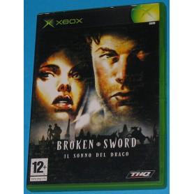 BROKEN SWORD il sonno del drago  XBOX