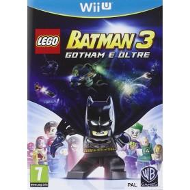 LegenLego Batman 3 (no istruz) WIIU USATO