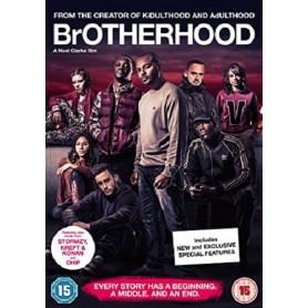 Brotherhood (solo disco) DVD USATO