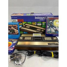CONSOLE Intellivision + 3 Giochi  USATO