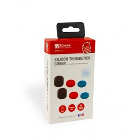 kit 6pz silicon thumbstick cover Switch