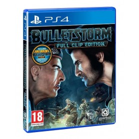 Bulletstorm: Full Clip Edition PS4 USATO