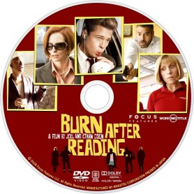 BURN AFTER READING (solo disco) DVD USATO