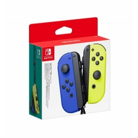 Joy-Con Blu e Giallo Controller Nintendo Switch