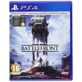Star Wars: Battlefront PS4 USATO