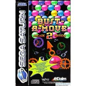 BUST A MOVE 2 (solo disco) S. SATURN USATO