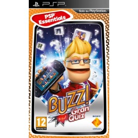 Buzz! Gran Quiz PSP USATO
