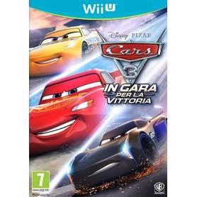 Cars 3 In Gara per la Vittoria WII U