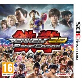 Tekken 3d Prime Ed.3DS
