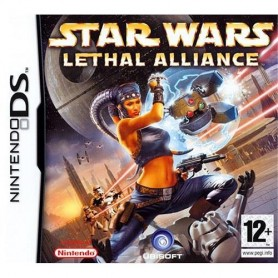Star Wars Lethal Alliance DS