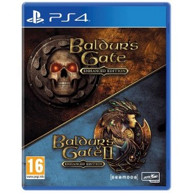 Baldur's Gate Enhanced Edition PS4