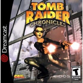 Tomb Raider V: Chronicles - Sega Dreamcast (ntsc)