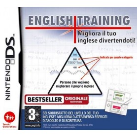 ENGLISH TRAINER DS USATO