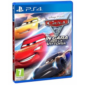 Cars 3 - In gara per la vittoria PS4