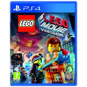 The Lego Movie Videogame PS4