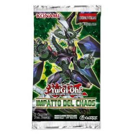 Yu-Gi-Oh! Impatto del Chaos Busta