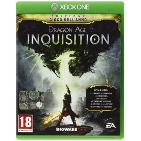 Dragon Age: Inquisition XONE USATO