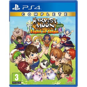 Harvest Moon Light of Hope Complete ED. PS4
