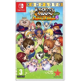 Harvest Moon Light of Hope Complete ED. Switch