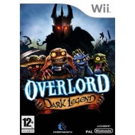 Overlord Dark Legend WII-USATO-
