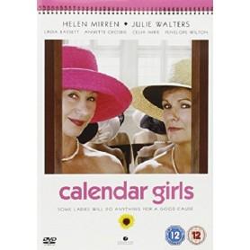 Calendar Girls (solo disco) DVD USATO
