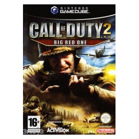CALL OF DUTY 2 BIG RED ONE GC