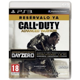 CALL OF DUTY Advanced Warfare DAY ZERO ed PS3