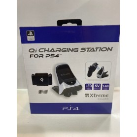 Qi Wireless fast Charging Station PS4