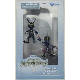 Kingdom Hearts Figure Shadow & Soldier