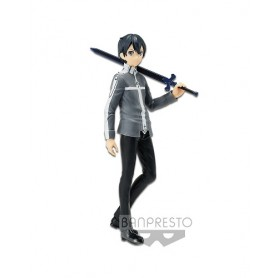 Banpresto EXQ Sword Art Online Alicization Kirito