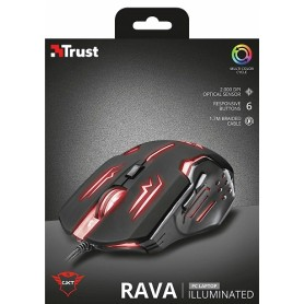 Trust Gxt 108 Rava Gaming Mouse PC