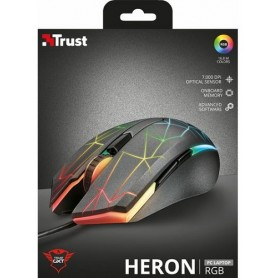 Trust GXT 170 Heron RGB Gaming Mouse PC