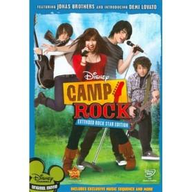 Camp Rock (solo disco) DVD USATO