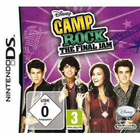 Camp Rock: The Final Jam DS USATO
