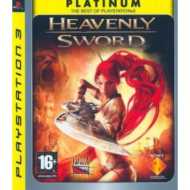 Heavenly Sword PS3 USATO