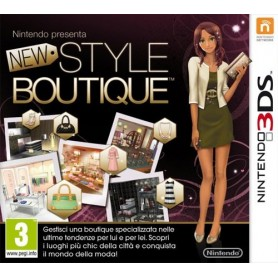 New Style Boutique 3DS USATO