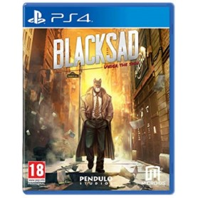 Blacksad - Under The Skin - Limited Ed.PS4