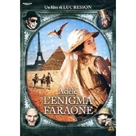 Adele e l'enigma del faraone (solo disco) DVD USATO