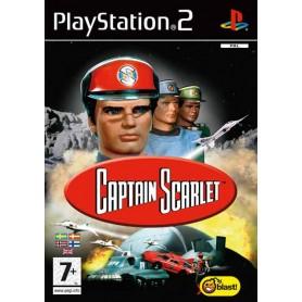 CAPTAIN SCARLET PS2 - USATO