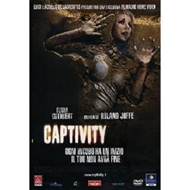Captivity  (solo disco) DVD USATO