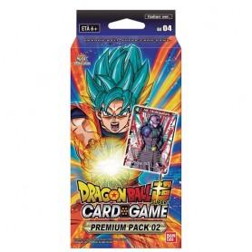 Dragon Ball Super Premium Pack