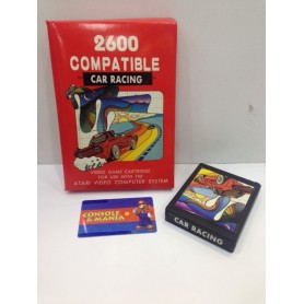 CAR RACING ATARI 2600 compatibile PAL USATO
