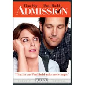 Admission (solo disco) DVD USATO