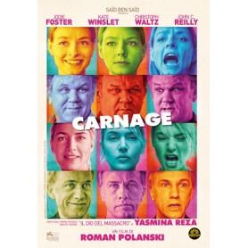 "Carnage"" (solo disco) DVD USATO"